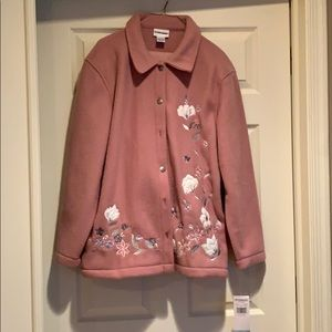 Brand New Alfred Dunner matching outfit size 14